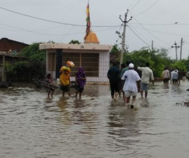 In Sankheshwar Block - Gujarat Flood - MARAG